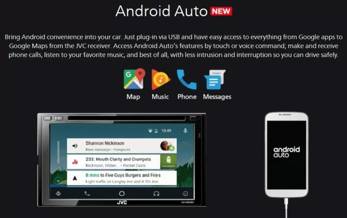 Wireless Android Auto Is Now Available On Pixel And Nexus Phones Techspot