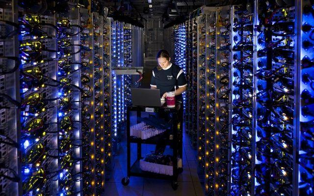 Google Data Centers - 10