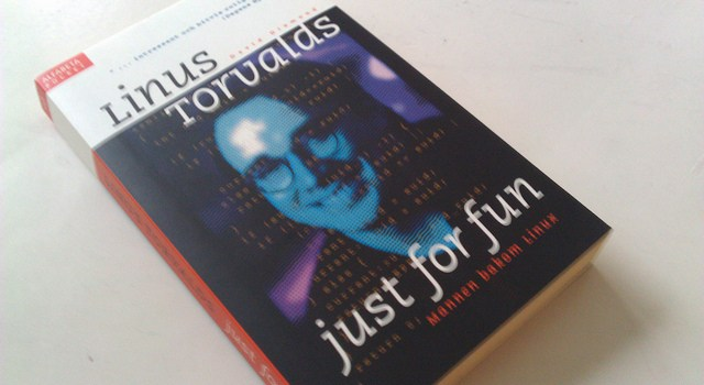 Linus Torvalds - just for fun