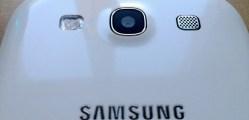 Samsung Galaxy S3 camera