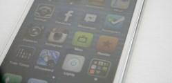 iOS 6 on iphone