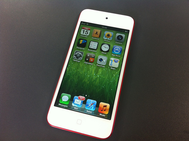 Apple launches new 16GB iPod Touch, omits iSight camera ...