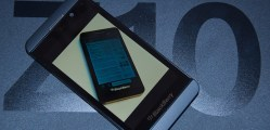 BB Z10, designed for BES 10
