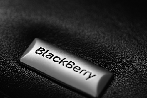 Blackberry, formerly RIM - Research In Motion