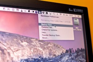 Online Backup on Mac