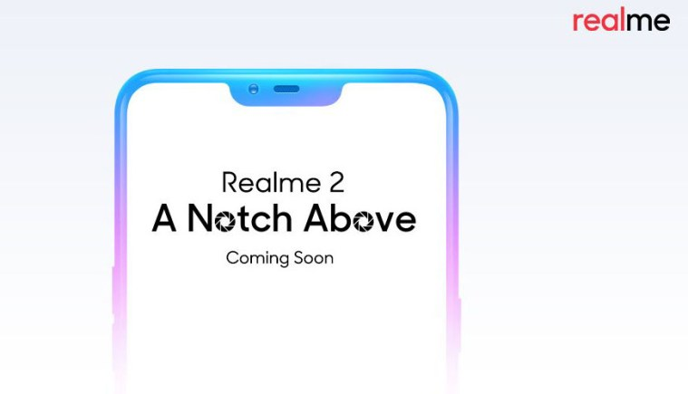 Realme 2 With Notch
