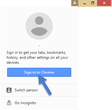 Chrome-bookmarks-synching