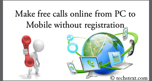 Make one minute free call from pc to mobile phone [checked] youtube.