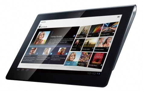 Sony S Tablet Features