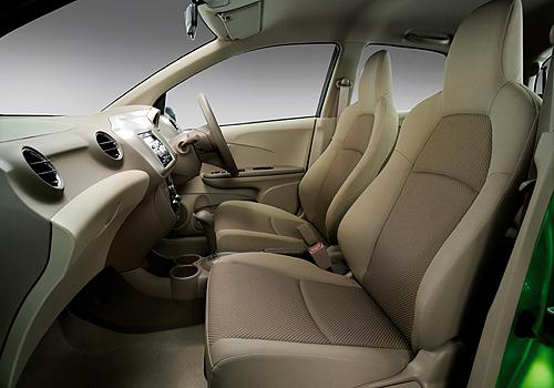 Honda Brio Seats