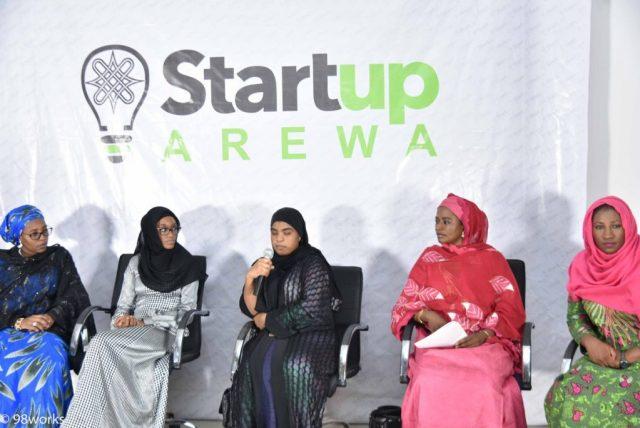 Startup Arewa