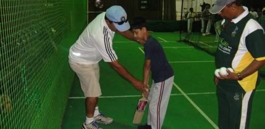 Top 5 Cricket Academy in Delhi