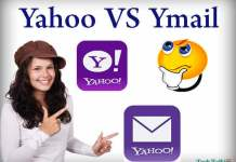 Difference between Ymail and Yahoo