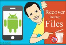 Recover Deleted Files on Android Without PC