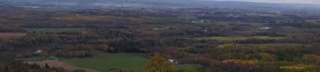 Fall From the Lookoff (Panorama)