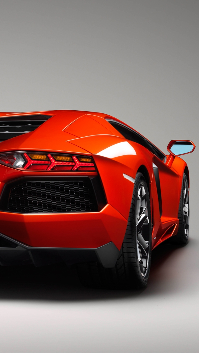Lamborghini Aventador Cars Wallpapers Hd Sports Cars Wallpapers For Apple Iphone 5