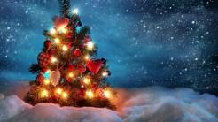 Tree - wallpapers for christmas