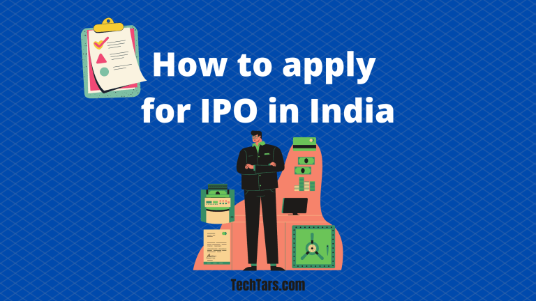 How to apply for IPO in India