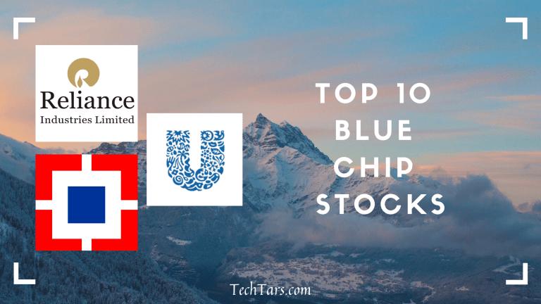 top bluechip stocks