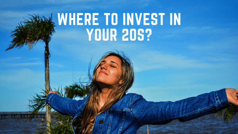 Where to Invest in Your 20s