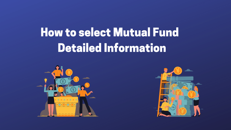 How to select Mutual Fund