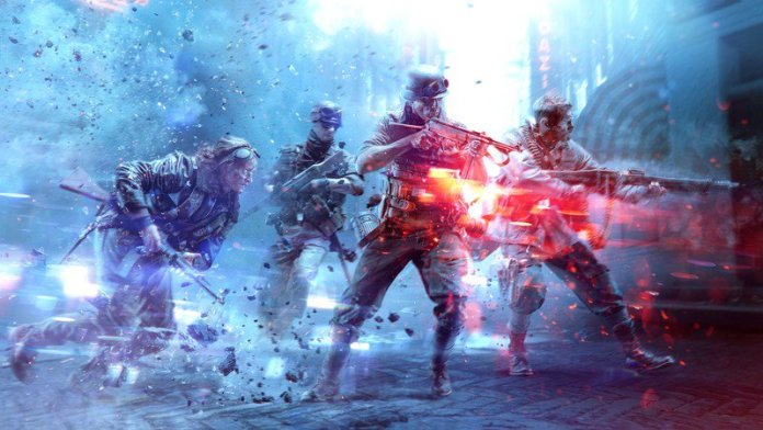 Battlefield v 39 defying the odds 39 chapter takes you to - Battlefield v concept art wallpaper ...