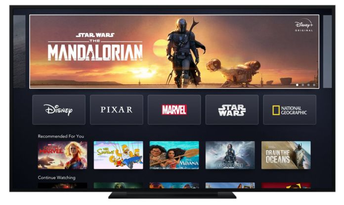 Disney Plus: how to sign up, app links, and exclusive shows - TECHTELEGRAPH