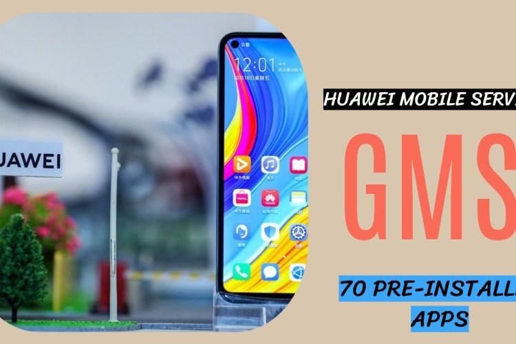 Huawei GMS