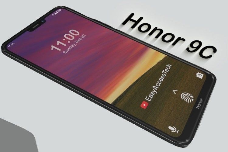 Honor 9C ASK-L29