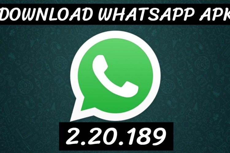 Whatsapp APK 2.20.189