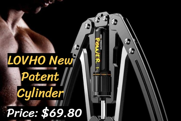 LOVHO New Patent Cylinder Review