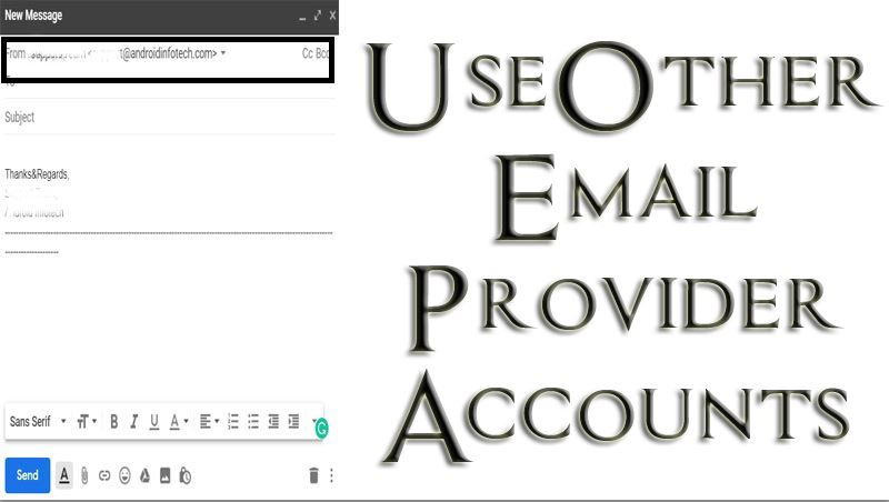 How to Use Other Email Provider Accounts Within Your Gmail