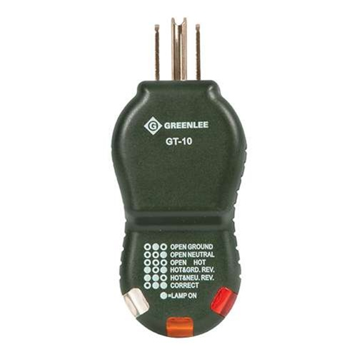 Greenlee Circuit Tester
