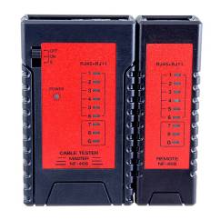Rj11 Wiring 7 Wirbel Pocket Cat5e/cat6/cat7 Network Cable Tester
