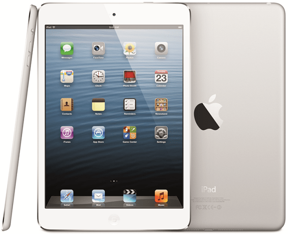 7.9 inch iPad Mini with A5 chip, 5 MP camera unveiled by Apple
