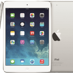 iPad Air mini with retina display