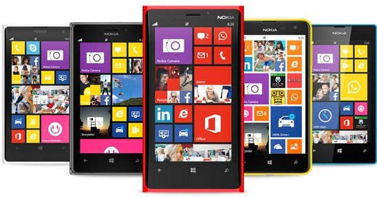 Lumia Black software update