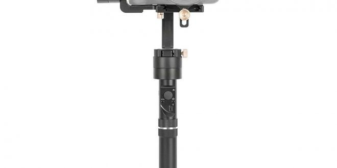 Zhiyun Crane Plus Camera Gimbal Stabilizer is Here, With