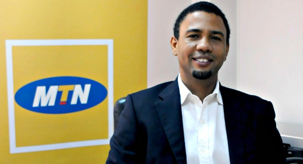 Karl Toriola is the CEO of MTN Nigeria