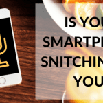 Is Your Smartphone Snitching on You? graphic