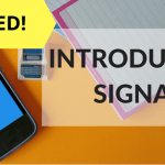 header image - Introducing Signal Updated