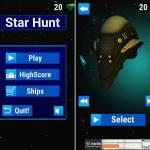 Screenshot of Star Hunt