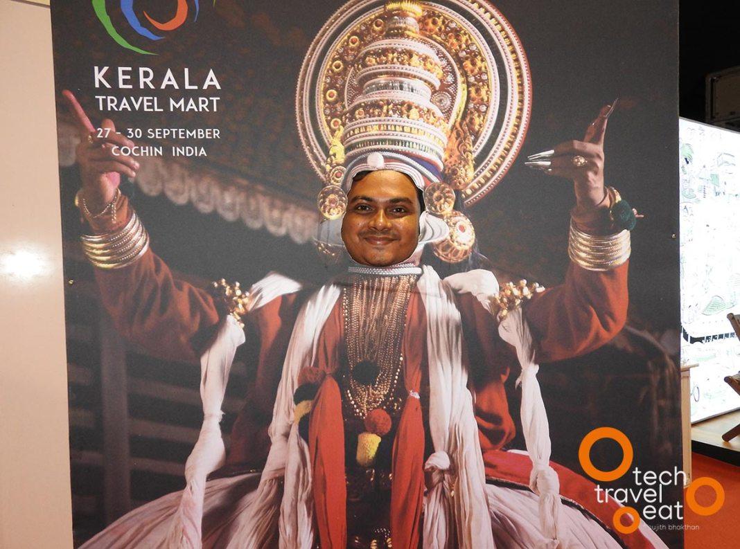Myself As a Kathakali Artist :)