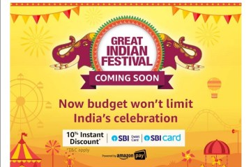 Amazon India Great Indian Sale starts on September 28