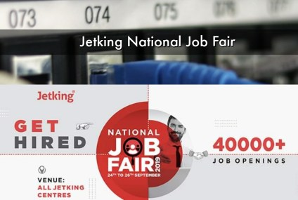 Jetking National Job Fair 2019