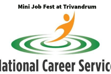 Mini Job Fest at Trivandrum for SC/ST Candidates