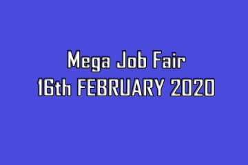 Mega Job Fair at Central University of Kerala