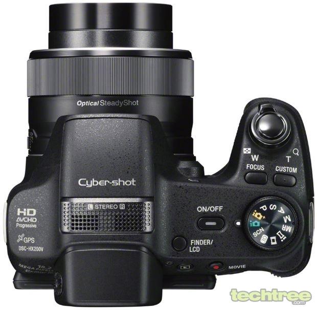 Sony Cyber-Shot DSC-HX200V   TechTree.com