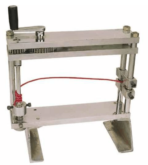 Cold bend test tools
