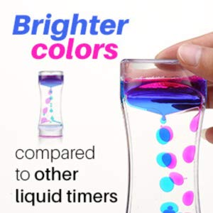 bright colors timer